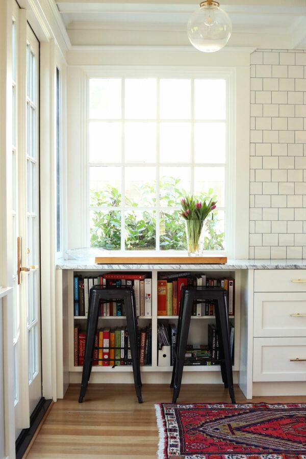 Leschi Kitchen Window