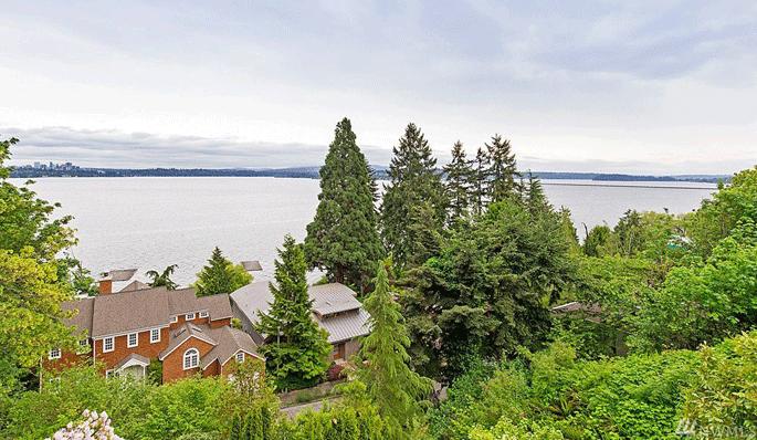 Madrona View over Lake Washington