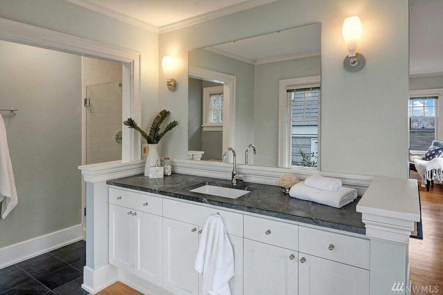 Capitol Hill Classic Bathroom