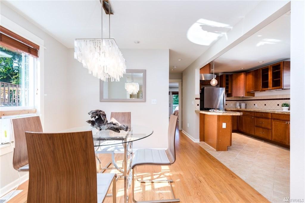 Greenlake Craftsman Kitchen/Dining