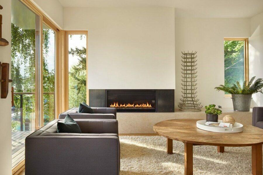 Portage Bay Living Room
