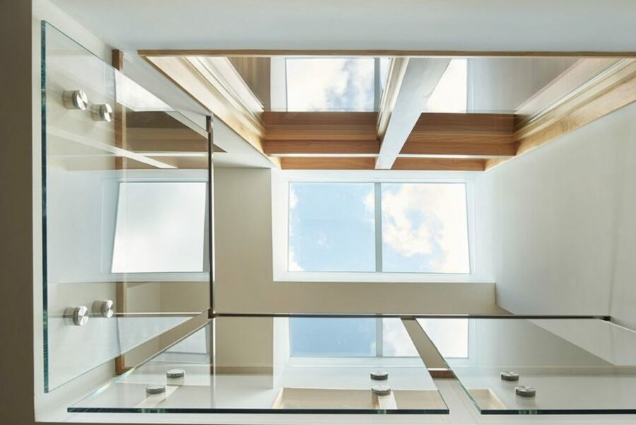 Portage Bay Waterfront Skylights