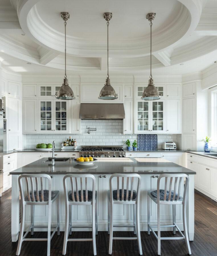 Mercer Island Estate Kitchen