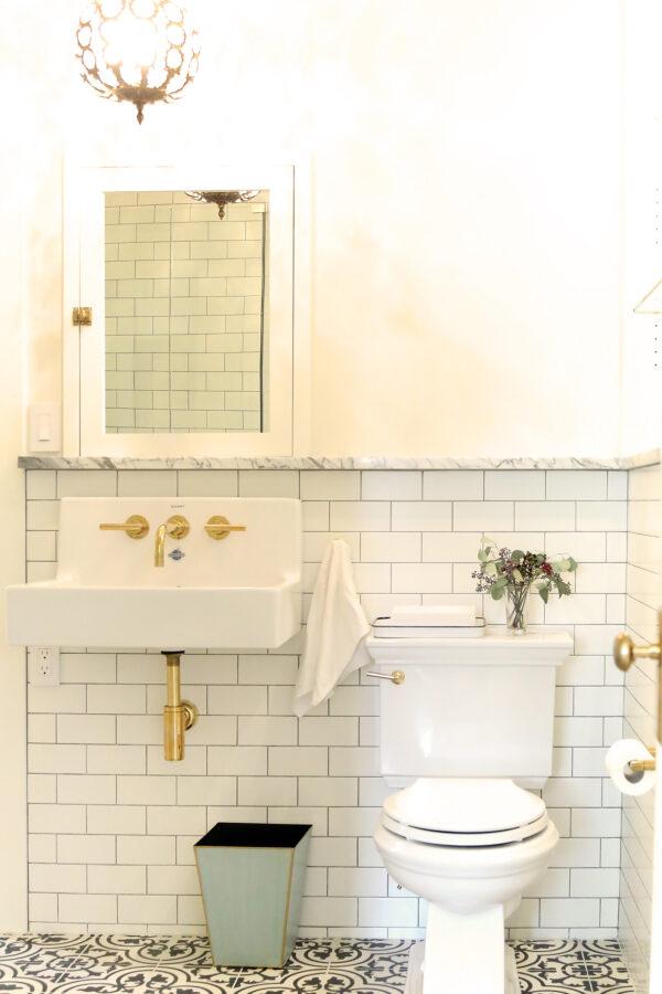 Leschi Bathroom