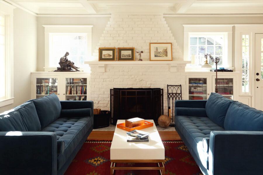 Leschi Living Room
