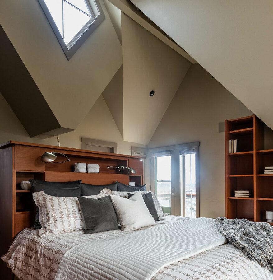 West Seattle Custom Master Bedroom