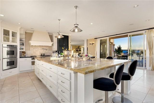 Mediterranean View Estate Kitchen