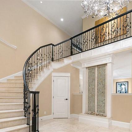 Kirkland Estate Stairs