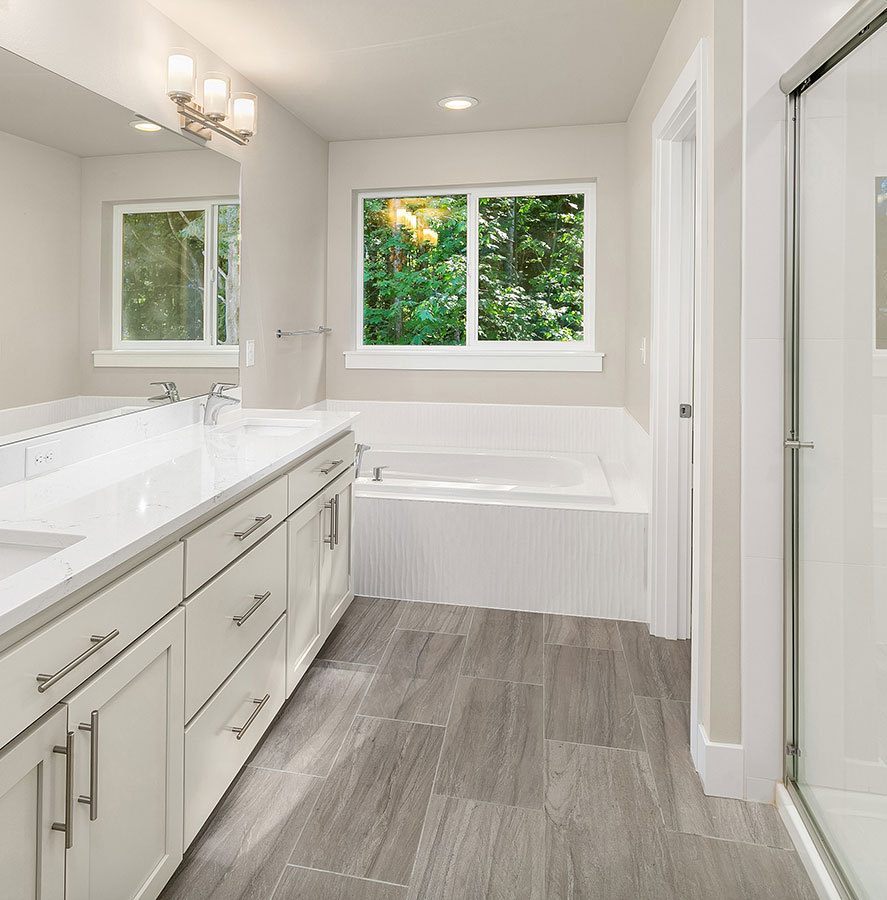 Lynnwood Contemporary Bathroom