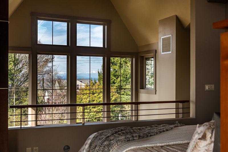 West Seattle Custom Bedroom