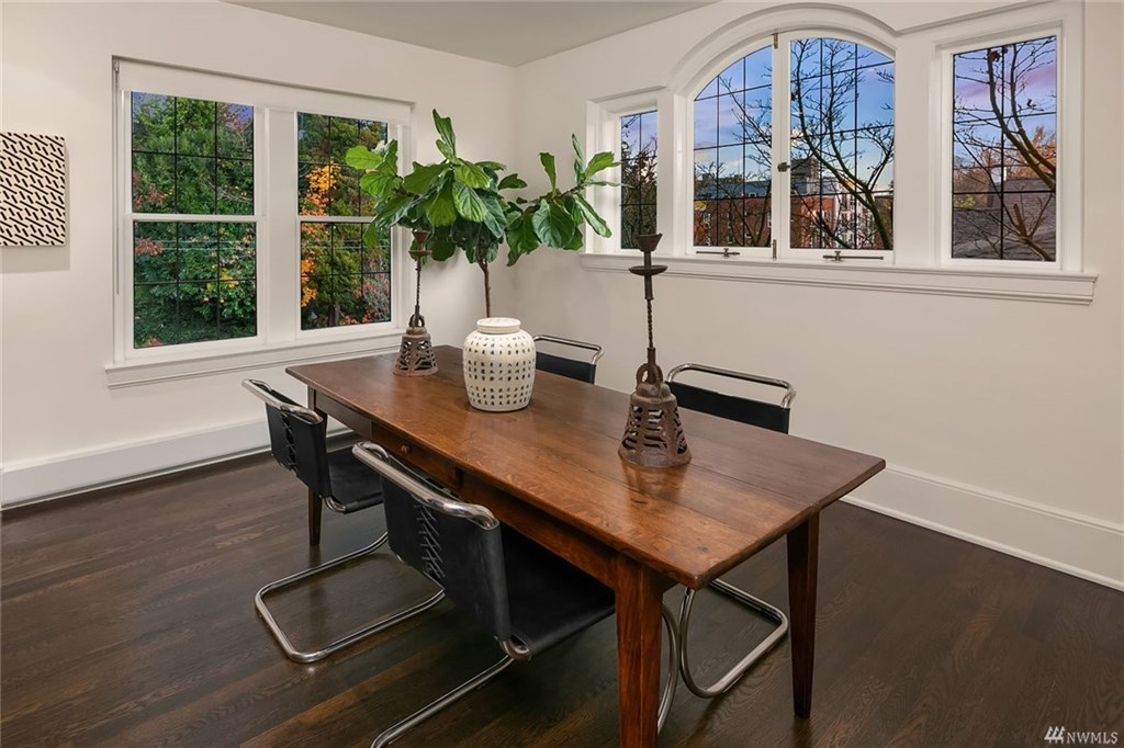 Capitol Hill Prewar Dining Room